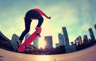 Skateboardikoner